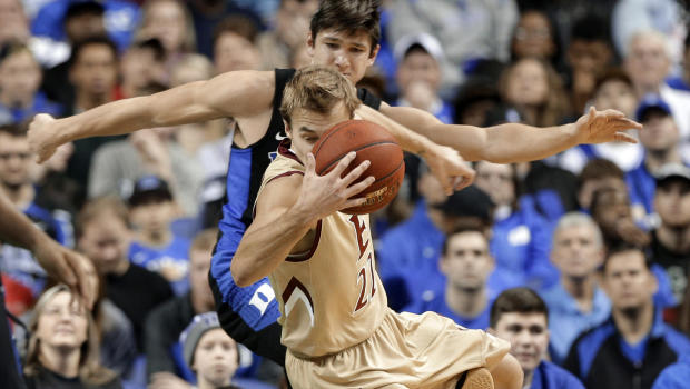 Duke let Grayson Allen walk and kick for too long