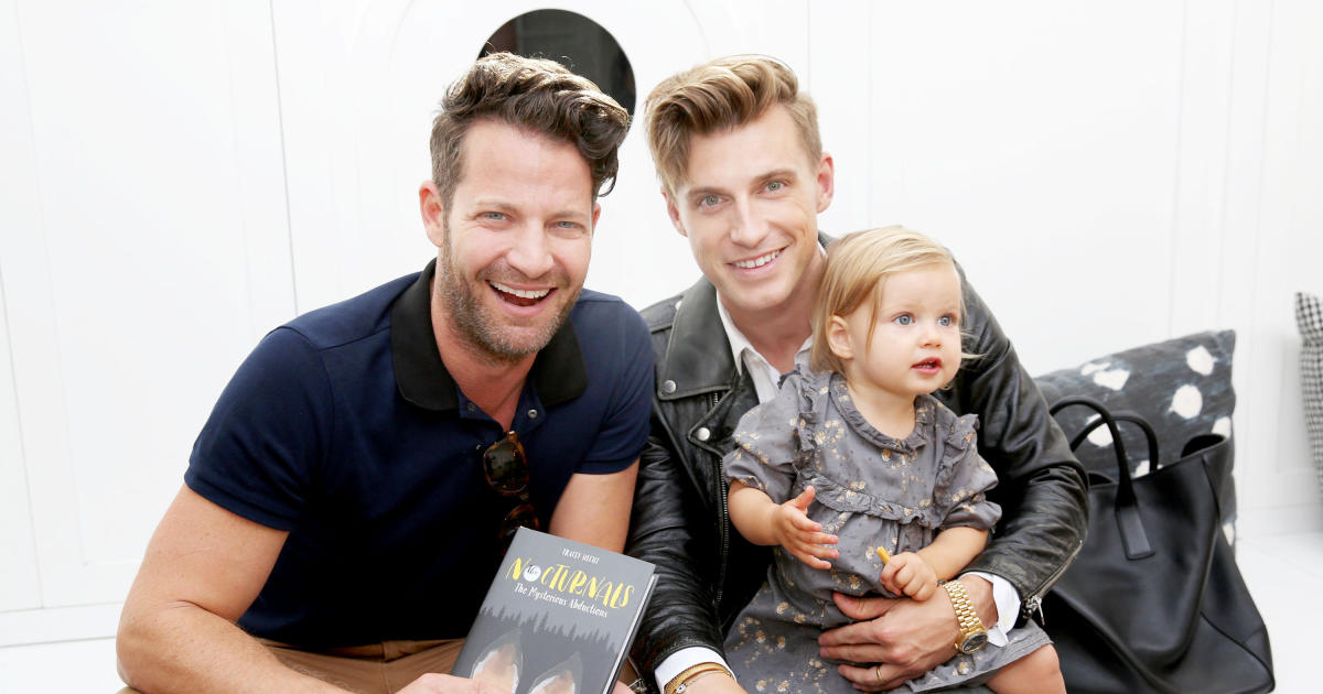 nate berkus talks about holiday plans with baby poppy and. Black Bedroom Furniture Sets. Home Design Ideas
