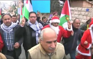 U.S., Israel at odds after U.N. vote condemning settlements