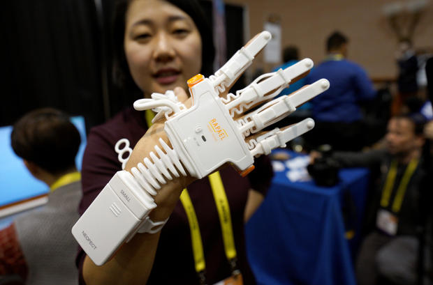 Cool tech at CES 2017
