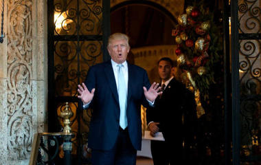 Will Trump accept intelligence findings?