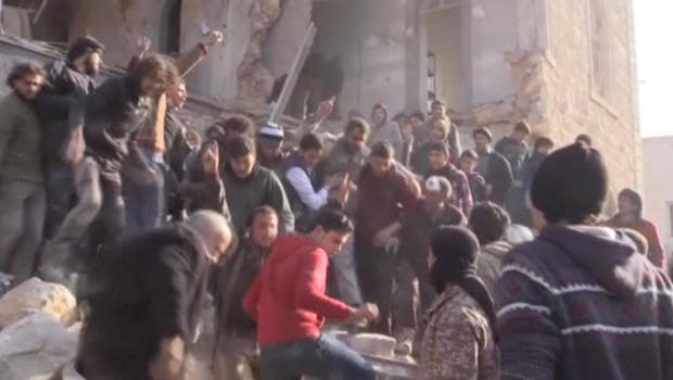 Death toll in Northern Syria vehicle bomb attack reaches 43