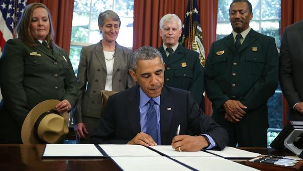 29 breathtaking photos of President Obama's national monuments