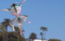 Tyrus Wong's kites