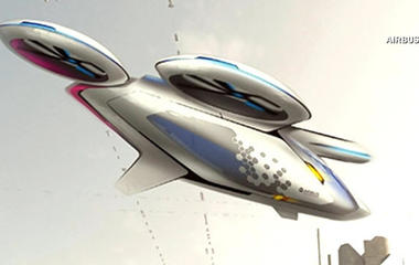 Airbus plans to test flying cars by the end of 2017