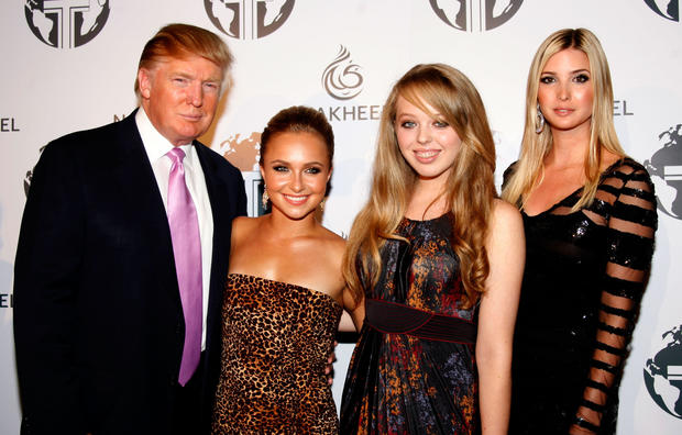 "The ""Snap Pack"": Tiffany Trump and her super-swanky friends"
