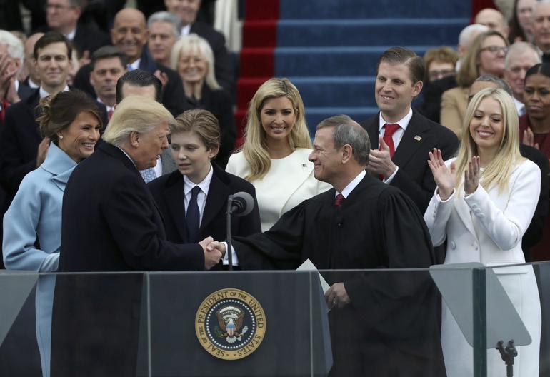 Right Before Trump Was Inaugurated This Happened…And Here's What's About to Play Out…