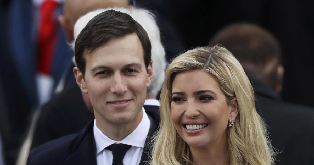 Justice Department says Trump can legally hire son-in-law Jared Kushner  (9.99/48)