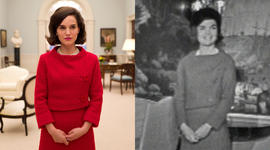 Jackie Kennedy's real White House tour