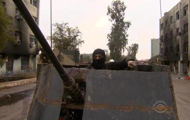 CBS News goes inside recaptured Mosul University