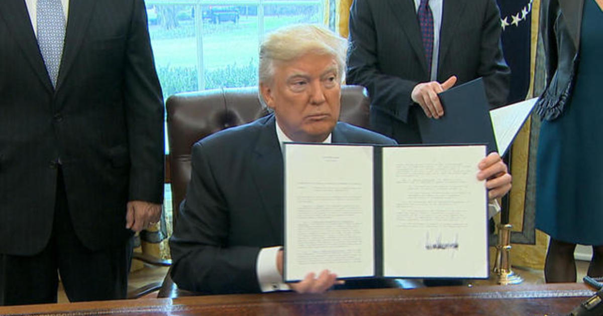 President donald trump said that he feels that torture could work in