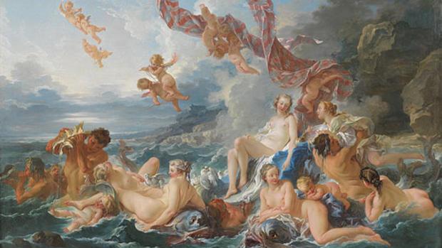 弗朗索瓦 - 鲍彻 - 胜利 - 的金星-1740-nationalmuseum.jpg