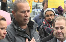 Iraqi refugee freed after being detained at JFK airport