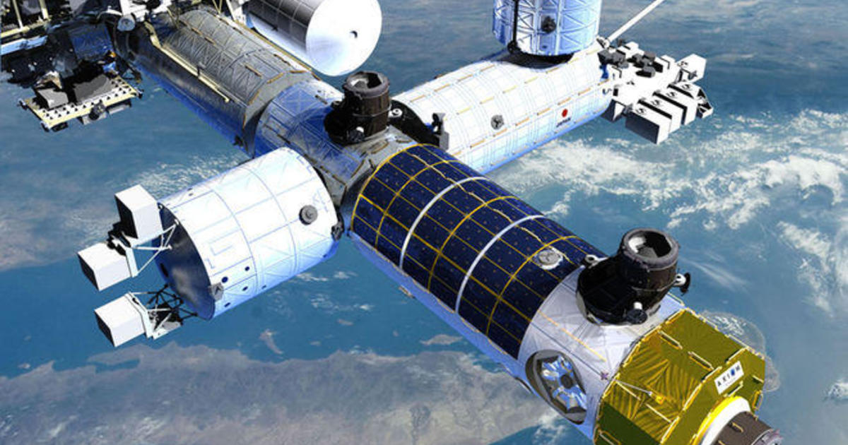 Private Space Station Coming Soon Axiom Aiming For 2020