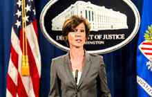 Dana Boente replaces Sally Yates as acting attorney general