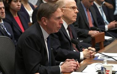 Hundreds of U.S. diplomats signal dissent over travel ban