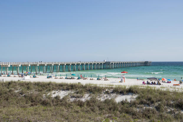 Panama City Beach Florida Spring Break Rentals