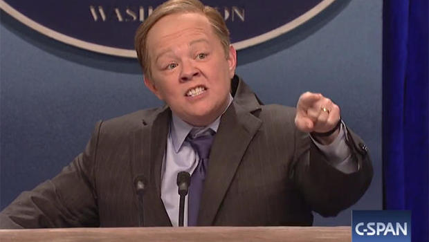 Image result for melissa mccarthy first spicer parody