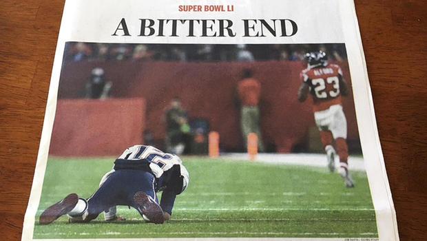 Tom Brady fuels millions of Super Bowl posts on Facebook