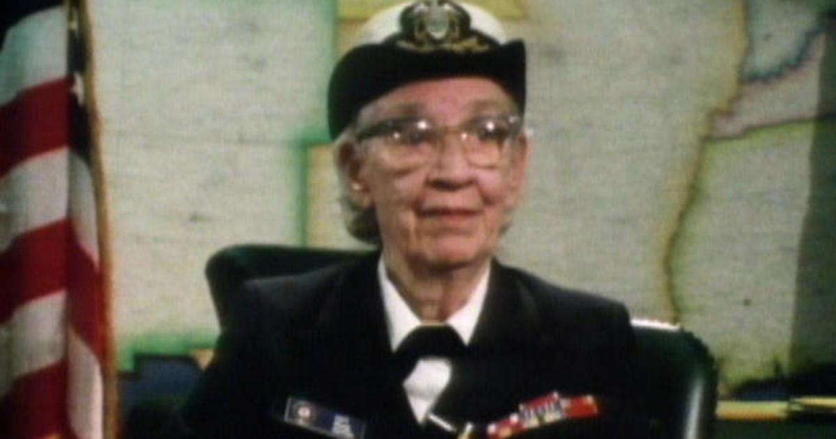 The 60 Minutes Interview With Grace Murray Hopper Videos Cbs News