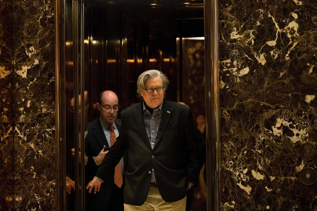 A crash course on Steve Bannon