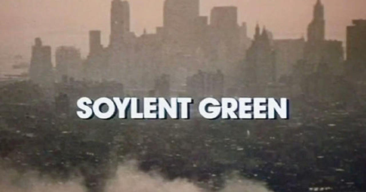 soylent green movie commentary Protein, carbohydrates, lipids, and micronutrients: each soylent product contains a complete blend of everything the body needs to thrive it turns a full meal into a one-step process.
