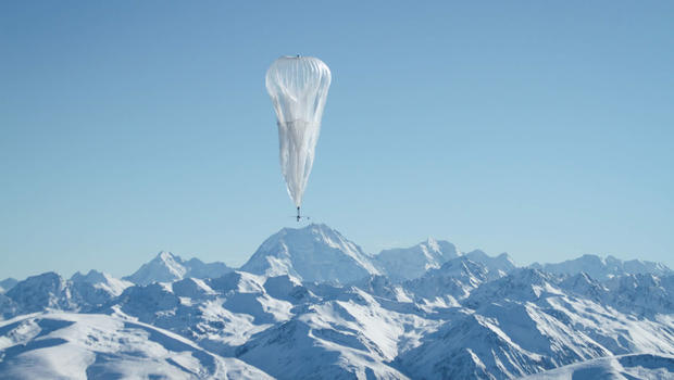 Alphabet's Project Loon strikes a breakthrough