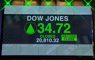 What's behind the stock market's Trump rally