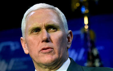 VP Mike Pence defends his use of private email as Indiana governor