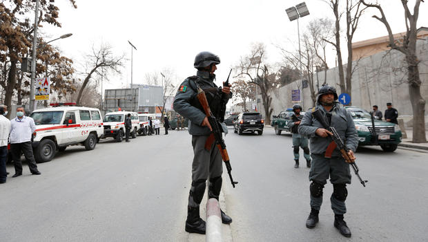Kabul: Gunmen attack military hospital near United States  embassy