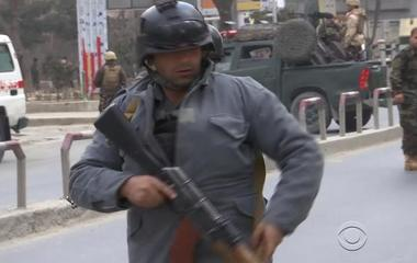 ISIS militants kill dozens in Afghanistan hospital attack