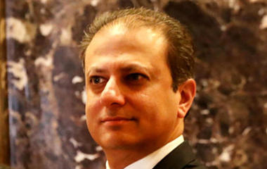 U.S. Attorney Preet Bharara has been fired