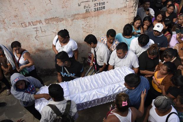 Guatemala arrests 3 former officials in case of fatal youth shelter blaze