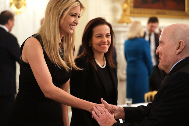 Trump expands counselor Dina Powell's role to include national security