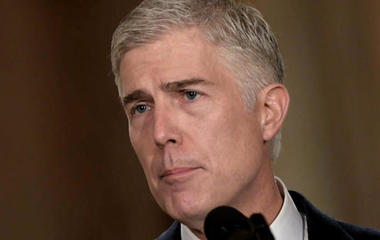Judge Neil Gorsuch faces Supreme Court confirmation hearing