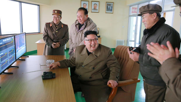 Seoul: North Korea fires ballistic missile off east coast