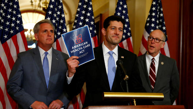 10 things to know about the House Republican health care bill