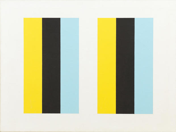 Abstract expressionist John McLaughlin