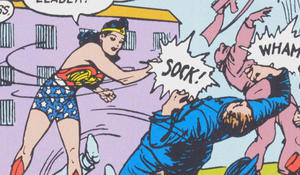The enduring strength of Wonder Woman
