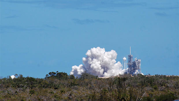SpaceX To Relaunch Falcon 9 Rocket On March 30th