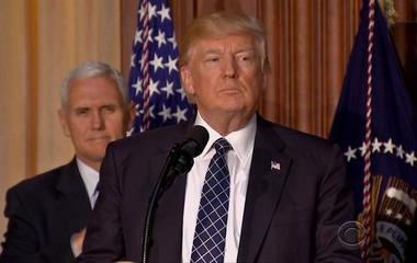 Trump's executive order dismantles Obama's environmental protection effort