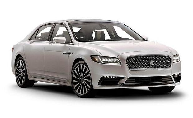 lincoln continental 5 cars you really ought to test drive cbs news. Black Bedroom Furniture Sets. Home Design Ideas