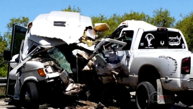 Texting Drugs Eyed As Factors For Fatal Church Bus Crash