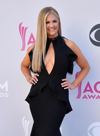 2017 ACM Awards red carpet