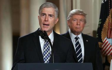 Senate Democrats have enough votes to filibuster Judge Neil Gorsuch