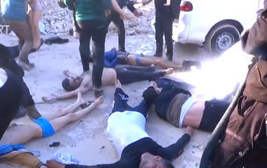 Turkey says autopsies prove chemical attack in Syria