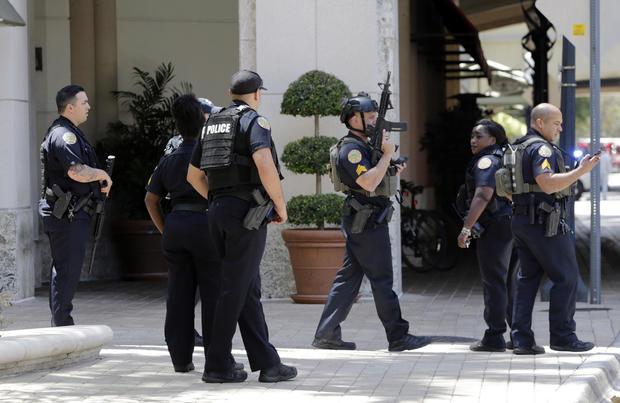 警察南佛罗里达mall.jpg