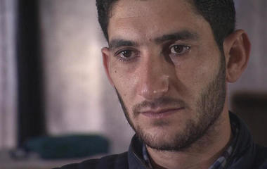 Syrian man who lost family in chemical attack speaks out