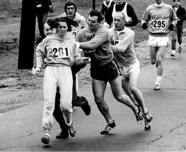 1967年波士顿马拉松赛,盖帝图像 -  111902635.jpg
