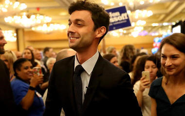 Can Ossoff win over Republican voters in Georgia runoff?